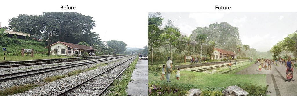 Forett at Bukit Timah - Bukit Timah Railway Station Future Plan Singapore