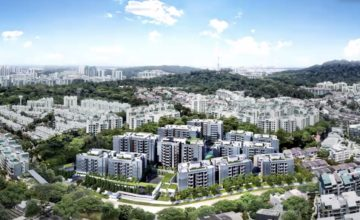 Forett at Bukit Timah Overview Singapore