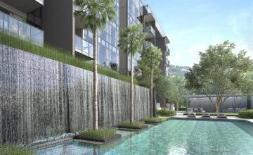 Forett at Bukit Timah Pool Singapore