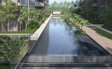 Forett at Bukit Timah Facilities Pool